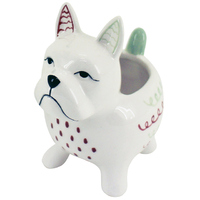 Max Dog Planter Green Small